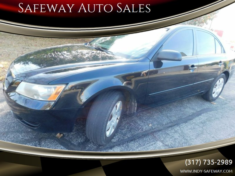 2007 Hyundai Sonata for sale at Safeway Auto Sales in Indianapolis IN