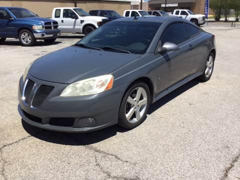2008 Pontiac G6 for sale in Denison, TX