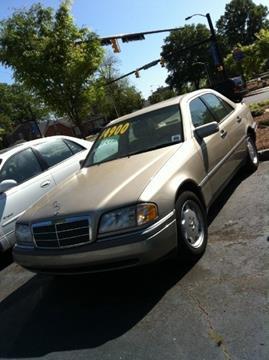 1997 Mercedes-Benz C-Class for sale in Rock Hill, SC