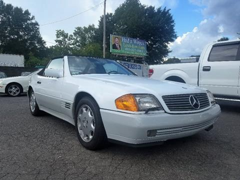 1992 Mercedes-Benz 500-Class for sale in Rock Hill, SC