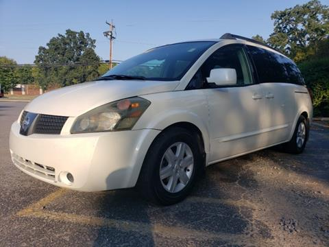 2005 Nissan Quest for sale in Rock Hill, SC