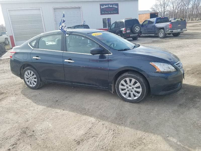 2013 Nissan Sentra For Sale At BROTHERS AUTO SALES In Eagle Grove IA