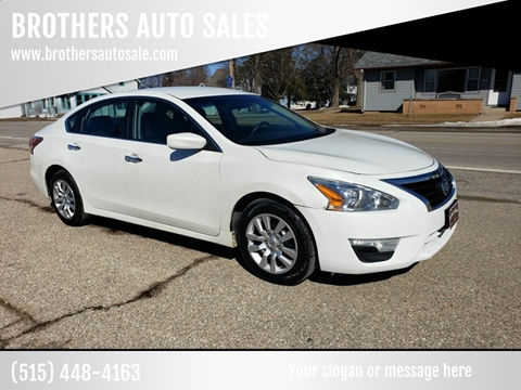 Brothers Auto Sales >> Cars For Sale In Eagle Grove Ia Brothers Auto Sales