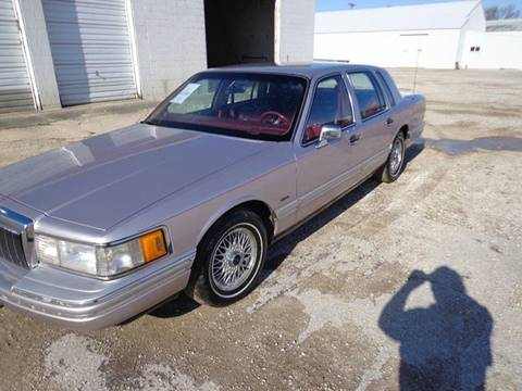 Used 1991 Lincoln Town Car For Sale In San Angelo Tx Carsforsale Com