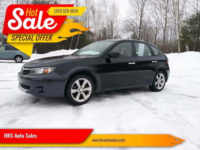 2011 Subaru Impreza Outback Sport In Hollis Me Hrs Auto Sales