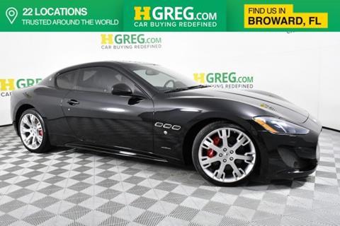 Used Maserati Granturismo For Sale In West Columbia Sc