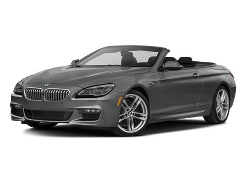 2017 BMW 6 Series For Sale In West Park FL