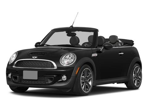 2015 MINI Convertible for sale in West Park, FL