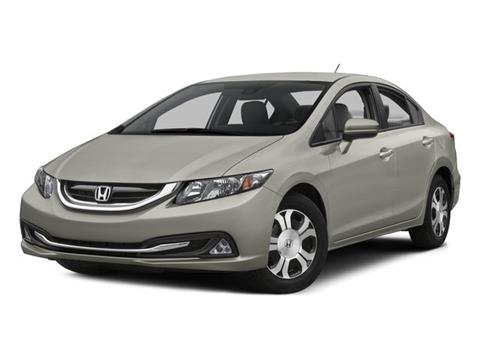 2015 Honda Civic for sale in West Park, FL