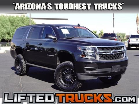 Lifted Suburban For Sale >> Chevrolet Suburban For Sale In Glendale Az Lifted Trucks