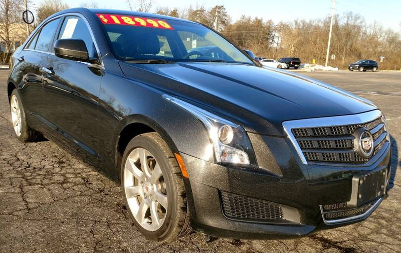 new for ats sale sedan il awd cadillac vehicle luxury in vehicledetails forsyth photo