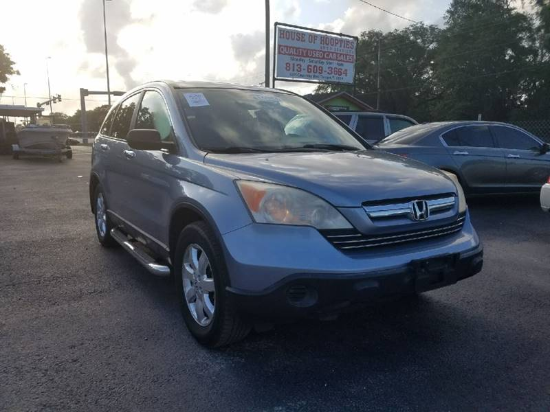 2007 Honda CR V For Sale At House Of Hoopties In Tampa Bay FL