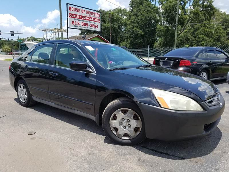 2005 Honda Accord For Sale At House Of Hoopties In Tampa Bay FL