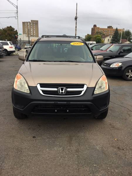2004 Honda CR V For Sale At Midtown Auto Sales In Detroit MI