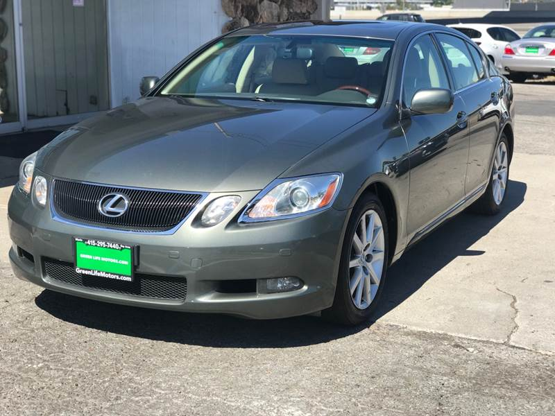 2006 Lexus GS 300 For Sale At Green Life Motors In San Rafael CA