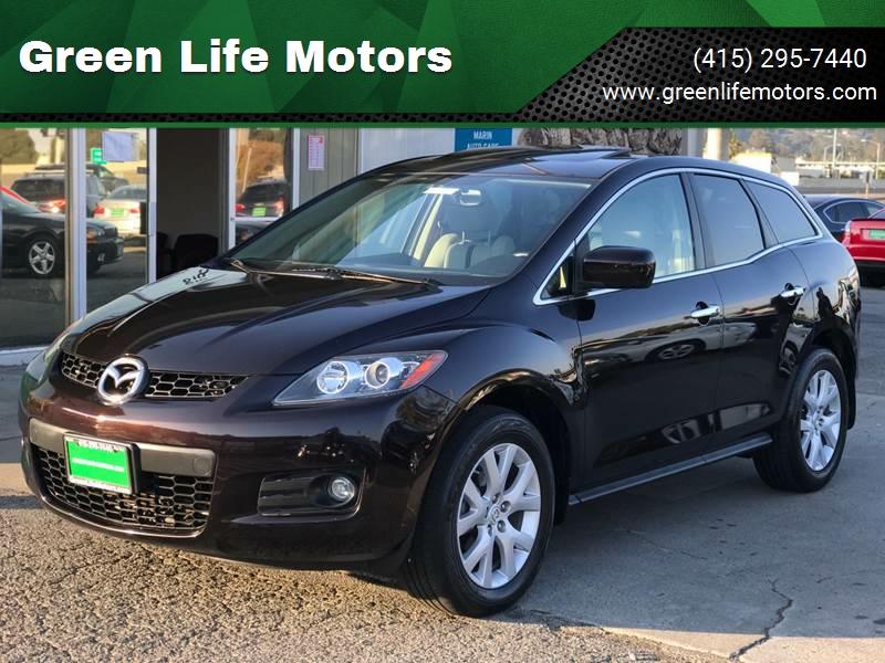 2007 Mazda CX 7 For Sale At Green Life Motors In San Rafael CA