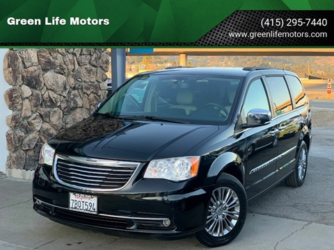2013 Chrysler Town and Country for sale in San Rafael, CA