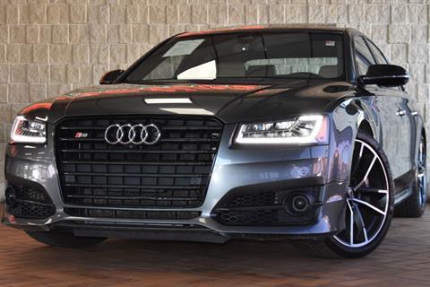2016 Audi S8 plus for sale in Burbank, IL