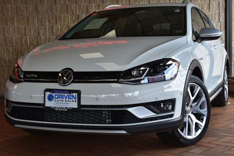 2018 Volkswagen Golf Alltrack for sale in Burbank, IL