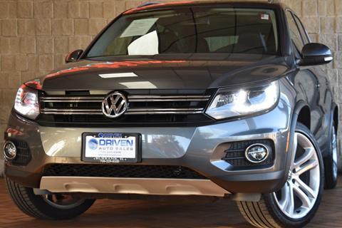 2016 Volkswagen Tiguan for sale in Burbank, IL