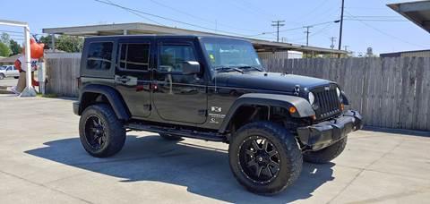 2009 Jeep Wrangler Unlimited for sale in Breaux Bridge, LA