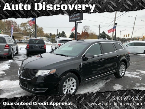 2013 Lincoln MKT Town Car for sale in Waterford Twp, MI