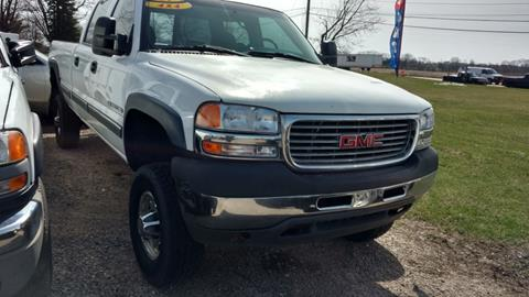 2001 GMC Sierra 2500HD for sale in Yorkville, IL