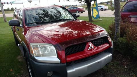 2006 Mitsubishi Raider for sale in Yorkville, IL