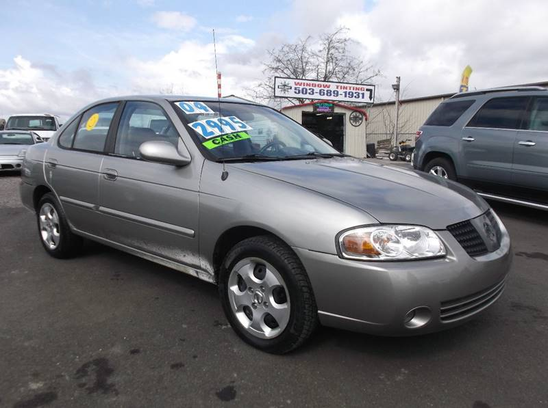 2004 Nissan Sentra 18 In Brooks Or Unity Auto Sales Llc