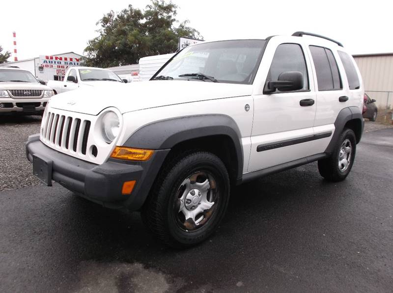 2006 Jeep Liberty For Sale At UNITY AUTO SALES LLC In Brooks OR
