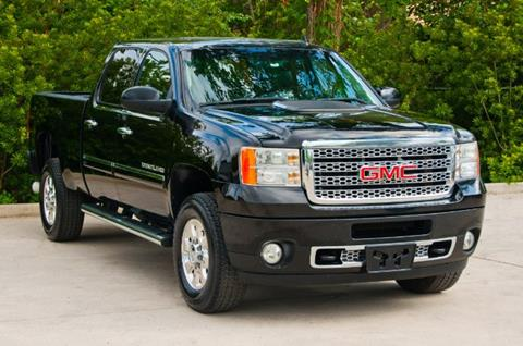 2011 GMC Sierra 2500HD for sale in Houston, TX