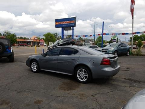 2007 Pontiac Grand Prix for sale in Englewood, CO