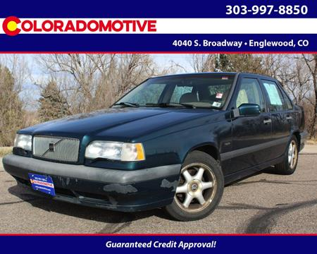 1997 Volvo 850 for sale in Englewood, CO