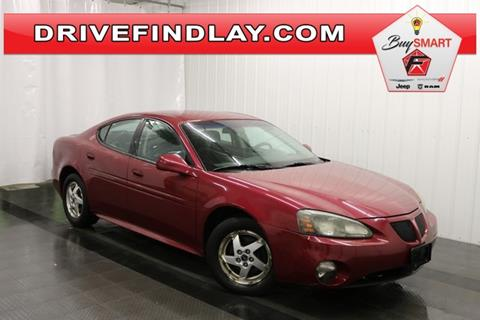 2004 Pontiac Grand Prix for sale in Findlay, OH