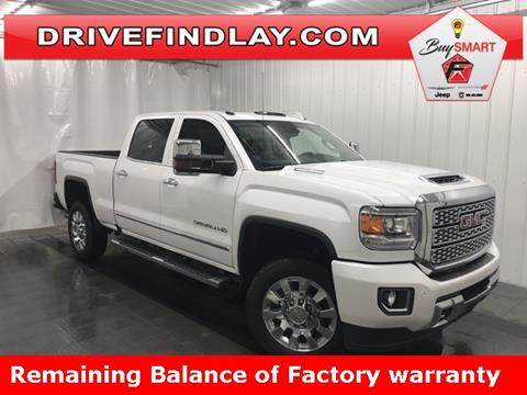 2019 GMC Sierra 2500HD for sale in Findlay, OH