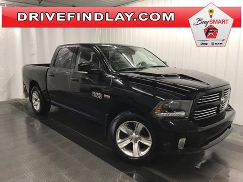2015 RAM Ram Pickup 1500 for sale in Findlay, OH