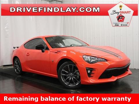 2017 Toyota 86 for sale in Findlay, OH