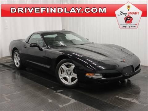 1999 Corvette For Sale >> 1999 Chevrolet Corvette For Sale In Findlay Oh