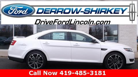 Ford taurus for sale in ohio for Loudon motors ford minerva
