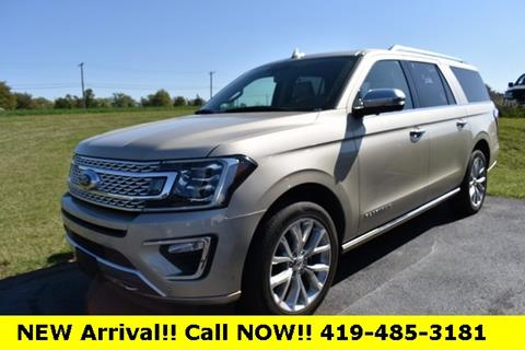 2018 Ford Expedition MAX for sale in Montpelier, OH