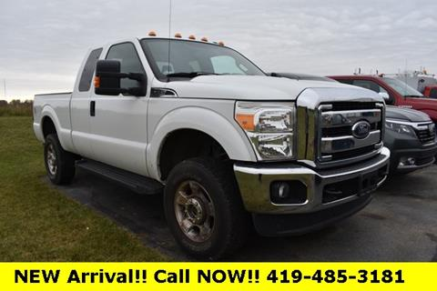 2016 Ford F-250 Super Duty for sale in Montpelier, OH