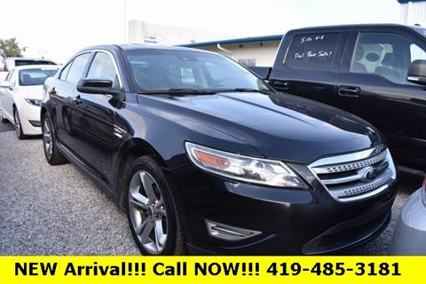 2010 Ford Taurus for sale in Montpelier, OH