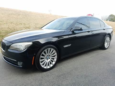 BMW Series For Sale In Arkansas Carsforsalecom - 2009 bmw 745li for sale