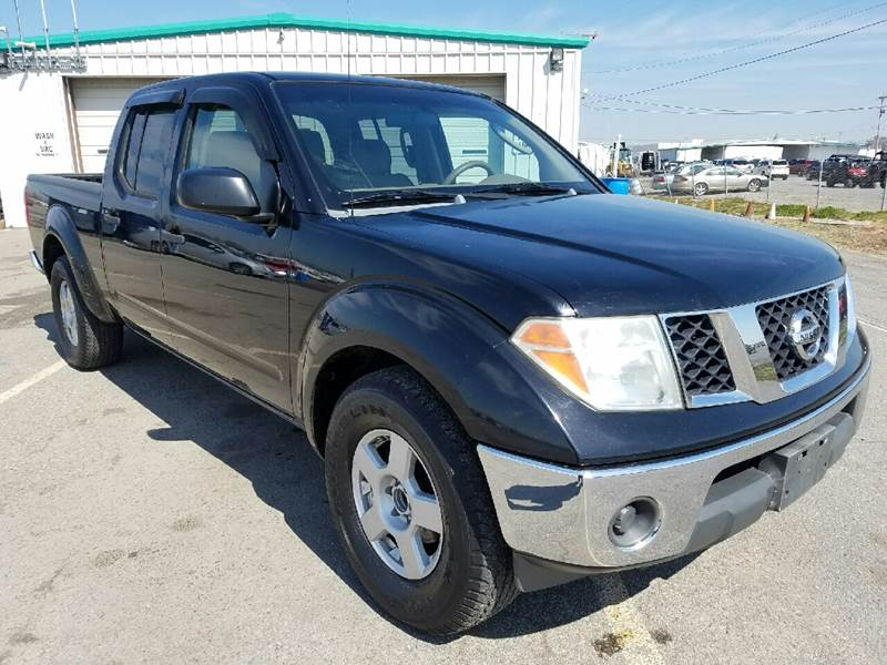2007 Nissan Frontier For Sale At North Auto Sales In Little Rock AR