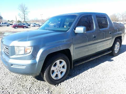 2007 Honda Ridgeline For Sale At North Auto Sales In Little Rock AR