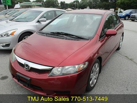2011 Honda Civic for sale in Dacula, GA