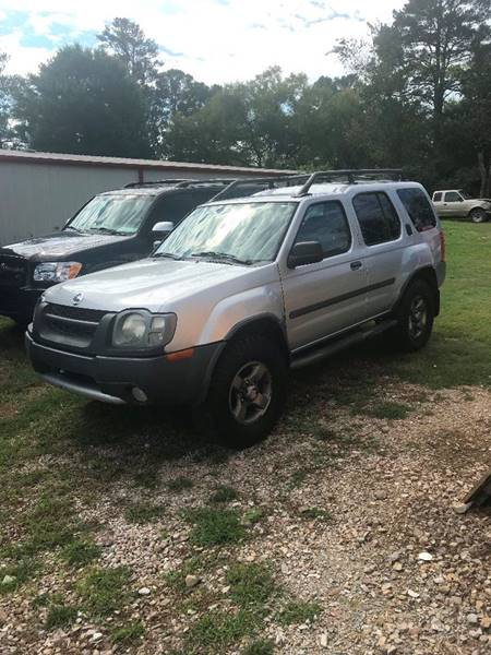 2002 Nissan Xterra For Sale At 270 Auto Sales In Hot Springs National Park  AR