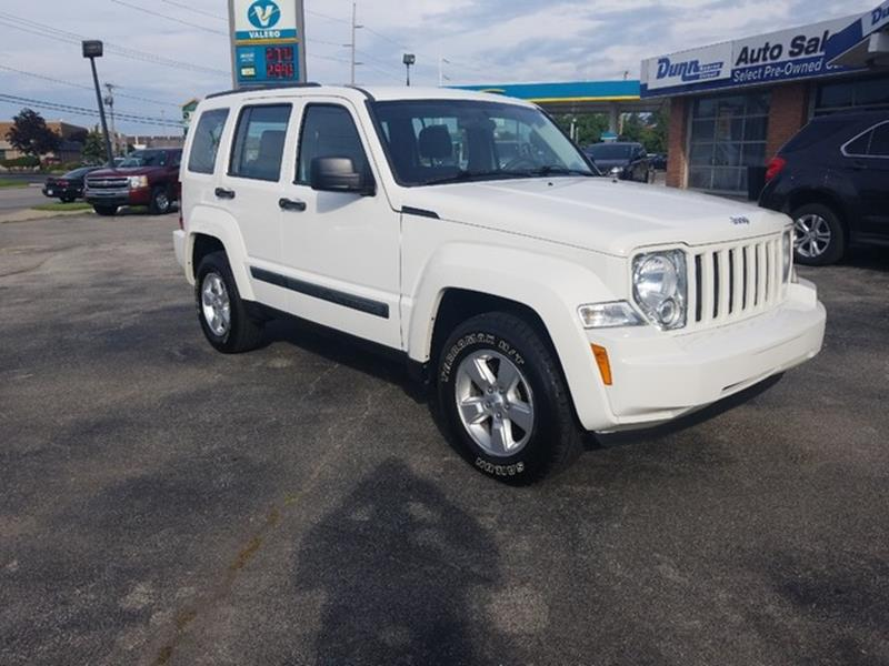2010 Jeep Liberty For Sale At Dunn Auto Sales In Toledo OH