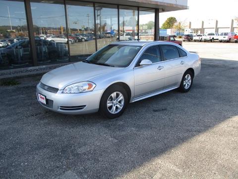2013 Chevrolet Impala for sale in La Crosse, WI