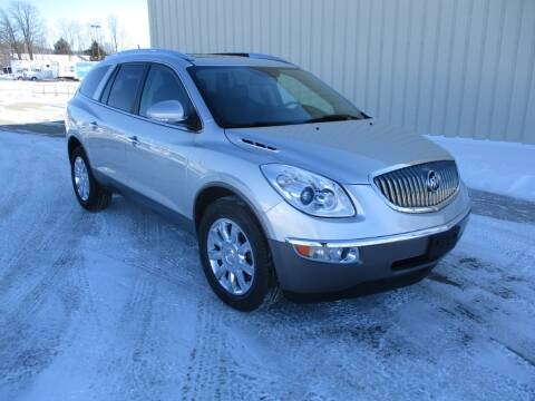 2012 Buick Enclave Leather for sale at Clason Buick GMC in La Crosse WI